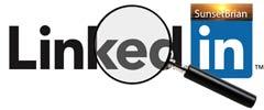 SunsetBrian LinkedIn Logo Icon