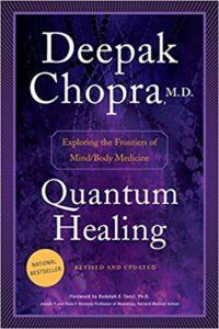 Quantum Healing Deepak Chopra Book